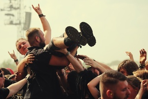 Bring me The Horizon @ Wacken Open Air 2014