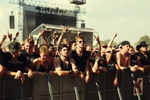 Heaven Shall Burn @ Wacken Open Air 2014